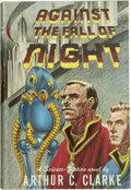 Books:First Editions, Arthur C. Clarke. Against the Fall of Night....