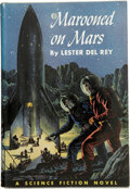 Books:First Editions, Lester del Rey. Marooned on Mars....