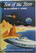 Books:First Editions, Raymond F. Jones. Son of the Stars....