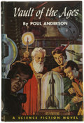 Books:First Editions, Poul Anderson. Vault of the Ages....