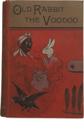 Books:First Editions, Mary Alicia Owen. Old Rabbit the Voodoo and OtherSorcerers....