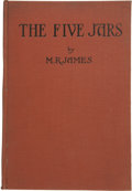 Books:First Editions, M. R. James. The Five Jars....