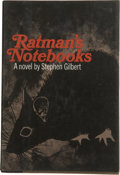 Books:First Editions, Stephen Gilbert. Ratman's Notebooks....