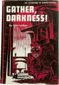 Books:First Editions, Fritz Leiber. Gather, Darkness!...