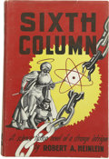 Books:First Editions, Robert A. Heinlein. Sixth Column....