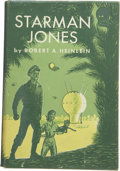 Books:First Editions, Robert A. Heinlein. Starman Jones....