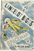 Books:First Editions, Nelson Bond. The Remarkable Exploits of Lancelot Biggs:Spaceman....