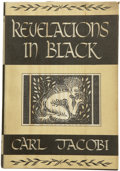 Books:First Editions, Carl Jacobi. Revelations in Black....