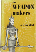 Books:First Editions, A. E. van Vogt. The Weapon Makers. New York: Greenberg:Publisher, [1952]....