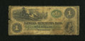 Obsoletes By State:Maryland, Greensborough, MD- Farmers and Merchants Bank $1 August 15, 1862. ...