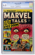 Golden Age (1938-1955):Horror, Marvel Tales #100 (Atlas, 1951) CGC FN 6.0 Cream to off-whitepages....