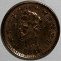 "Civil War Patriotics, ""O.K."" Lincoln Patriotic Civil War Token, 1864...."