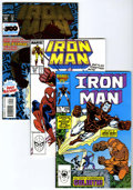 Modern Age (1980-Present):Superhero, Iron Man Group (Marvel, 1986-94) Condition: Average NM+.... (Total:51 Comic Books)