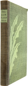 Books:First Editions, Mark Twain. Letters from the Sandwich Islands: Written forthe Sacramento Union....
