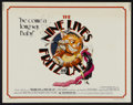 "Movie Posters:Animated, The Nine Lives of Fritz the Cat (American International, 1974). Half Sheet (22"" X 28""). Animated...."