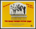 """Movie Posters:Rock and Roll, The Rocky Horror Picture Show (20th Century Fox, 1975). Half Sheet(22"""" X 28""""). Rock and Roll...."""