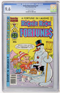 Modern Age (1980-Present):Humor, Richie Rich Fortunes #51 File Copy (Harvey, 1980) CGC NM+ 9.6Off-white to white pages....