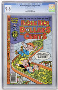 Bronze Age (1970-1979):Humor, Richie Rich Dollars and Cents #95 File Copy (Harvey, 1980) CGC NM+9.6 Off-white to white pages....