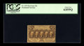 Fractional Currency:First Issue, Fr. 1279 25c First Issue PCGS Choice New 63PPQ....
