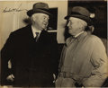 Autographs:U.S. Presidents, Herbert Hoover Signed Photograph....
