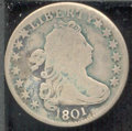 Early Dimes: , 1801 10C