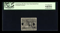Fractional Currency:Second Issue, Fr. 1314 50c Second Issue Experimental Face PCGS Very Choice New 64PPQ....