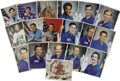 Autographs:Celebrities, Eighteen Photographs Inscribed by Distinguished Space ShuttleAstronauts.... (Total: 18 Items)