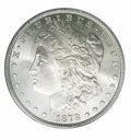 Additional Certified Coins: , 1878 7TF $1 Dollar Reverse of 1879 MS 65 ICG. Untoned and bri...