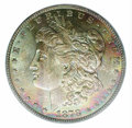 Additional Certified Coins: , 1878 7TF $1 Dollar Reverse of 1878 MS 66 ICG. A beautiful...