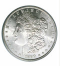Additional Certified Coins: , 1890 $1 Dollar MS 65 ICG. An important Gem quality surviv...