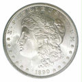 Additional Certified Coins: , 1890-O $1 Dollar MS 65 ICG. An elusive issue at the Gem l...