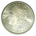 Additional Certified Coins: , 1892-CC $1 Dollar MS 65 ICG. The powerful strike and fros...