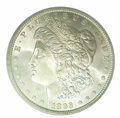 Additional Certified Coins: , 1893 $1 Dollar MS 65 ICG. A sparkling, untoned example of...