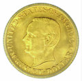 Additional Certified Coins: , 1916 $1 McKinley Gold Dollar MS 66 ICG. The thin veil of ...