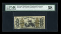 Fractional Currency:Third Issue, Fr. 1359 50c Third Issue Justice PMG Choice About Unc 58....