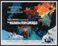 "Movie Posters:Adventure, The Island at the Top of the World (Buena Vista, 1974). Half Sheet(22"" X 28""). Adventure...."