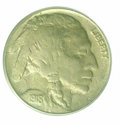 Buffalo Nickels: , 1918-S 5C