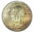 Standing Liberty Quarters: , 1916 25C STANDING, FH