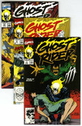Modern Age (1980-Present):Superhero, Ghost Rider Box Lot (Marvel, 1990-98) Condition: Average NM....(Total: 115)