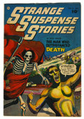 Golden Age (1938-1955):Horror, Strange Suspense Stories #4 (Fawcett, 1952) Condition: FN/VF....