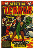 Golden Age (1938-1955):Horror, Startling Terror Tales #4 (Star Publications, 1953) Condition:FN....