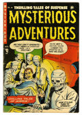Golden Age (1938-1955):Horror, Mysterious Adventures #16 (Story Comics, 1953) Condition: VG+....