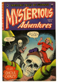 Golden Age (1938-1955):Horror, Mysterious Adventures #15 (Story Comics, 1953) Condition: VG/FN....
