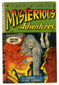 Golden Age (1938-1955):Horror, Mysterious Adventures #14 (Story Comics, 1953) Condition: VG+....