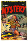 Golden Age (1938-1955):Horror, Mister Mystery #18 (Aragon Magazines, Inc., 1954) Condition:FN-....