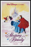 "Movie Posters:Animated, Sleeping Beauty (Buena Vista, R-1986). One Sheet (27"" X 41"").Animation. Starring Mary Costa, Bill Shirley, Eleanor Audley a..."