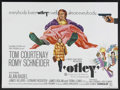 """Movie Posters:Comedy, Otley (Columbia, 1968). British Quad (30"""" X 40""""). Comedy SpyThriller. Starring Tom Courtenay and Romy Schneider. Directed b..."""