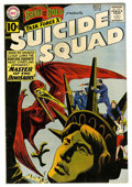 Silver Age (1956-1969):Superhero, The Brave and the Bold #38 Suicide Squad (DC, 1961) Condition: VF....