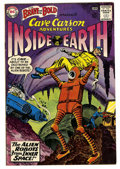 Silver Age (1956-1969):Adventure, The Brave and the Bold #33 Cave Carson (DC, 1961) Condition: FN/VF....
