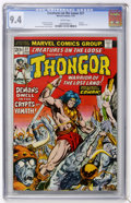 Bronze Age (1970-1979):Miscellaneous, Creatures on the Loose #27 (Marvel, 1974) CGC NM 9.4 Whitepages....